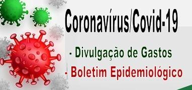 Informações e Gastos com o Coronavírus/Covid 19